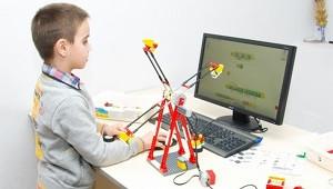 Незаметное погружение в физику через робототехнику