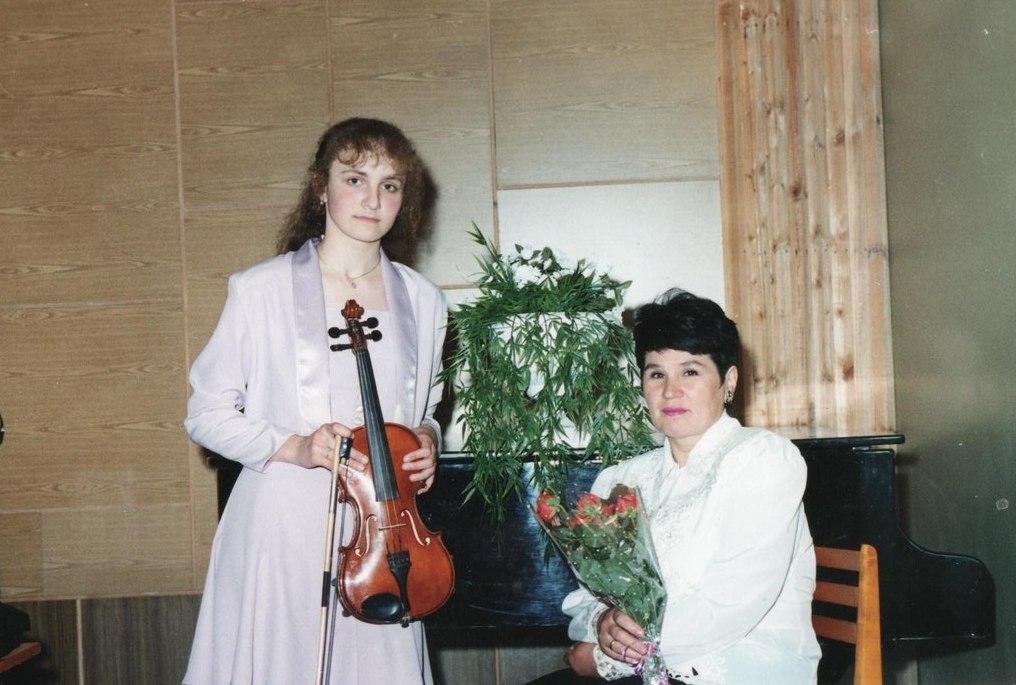 Я и Мария Ивановна