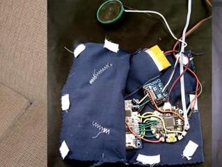 Электронный текстиль. Идеи для вдохновения