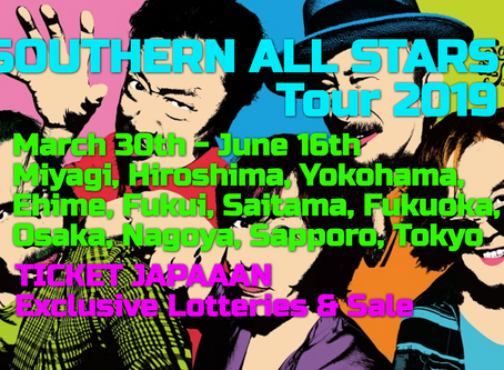 SOUTHERN ALL STARS Tour 2019