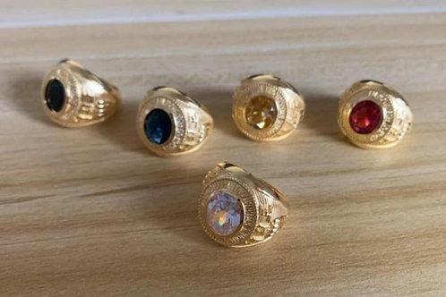 Gold TITF Rings