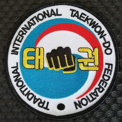 TITF Embroidered Patch