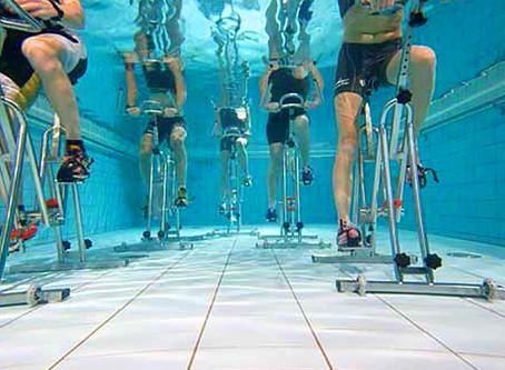 AQUARIDER – Fahrrad fahren im Wasser