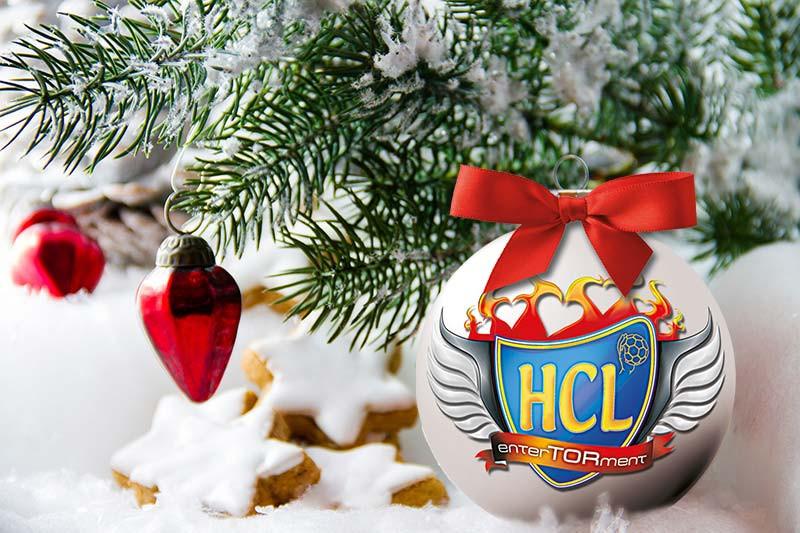 HC Leipzig Weihnachten 2019