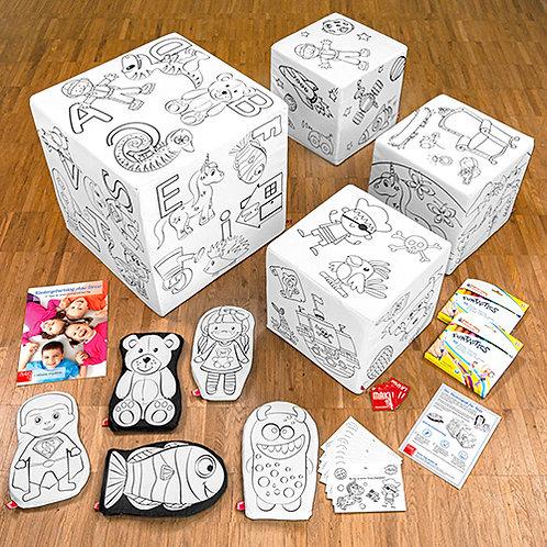 Partypaket XL – für 4 bis 6 Kinder