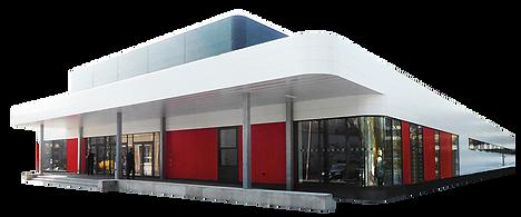 HCL Sporthalle in der Brüderstraße 15 in Leipzig