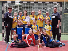 D1 mit Turniersieg in Frankfurt / O.