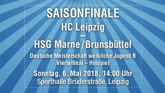 HC Leipzig – Saisonfinale