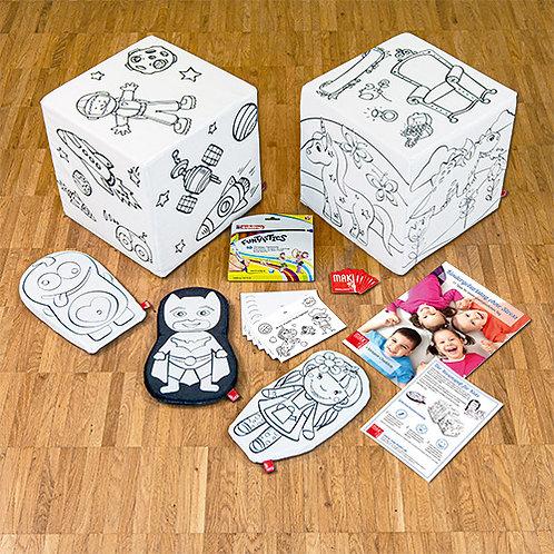 Partypaket M – für 2 bis 4 Kinder