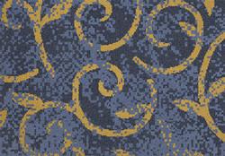 Büchi Boden Schweiz_Lano Carpet_Zen-Design Tradition Color 770 Saphirblau