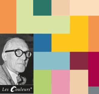 ANKER |PERLON RIPS  & le  Corbusier