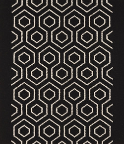 Büchi Boden Schweiz_Lano Treppenläufer-Avenue II Color 59105-588 Black