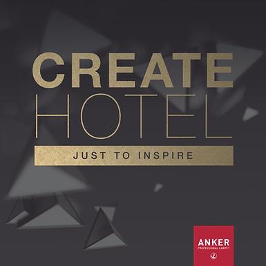 Büchi Boden_Schweiz_Anker_Teppichboden_gewebte_getuftete_Bodenbeläge_Hotelbereich_CREATE_HOTEL_Just to Inspire