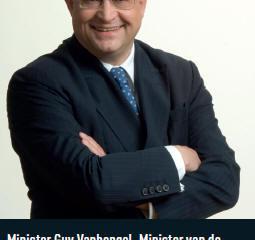 Guy Vanhengel -                           Authentiek Leiderschap:  Aandacht, Waakzaamheid en Communi