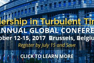 ILA - International Leadership Association 19th Annual Global conferencein Brussels