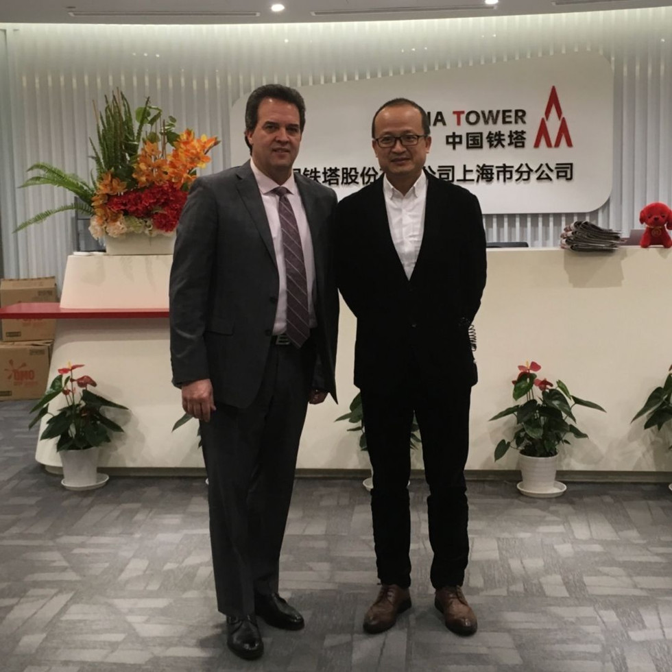 Windular Research and Technologies Inc. Meets with World's Largest Telecom