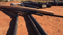 HDPE pipe recycling