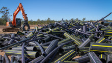 HDPE Pipe Recycling in Australia and USA