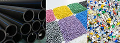 hdpe, poly pipe, recycling, scrap plastic