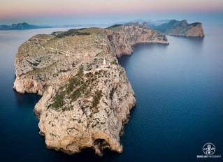 Quelques images drone à Majorque