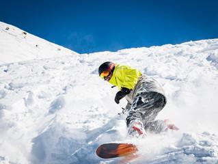 Dernier sortie ski 2019 aux 7 Laux