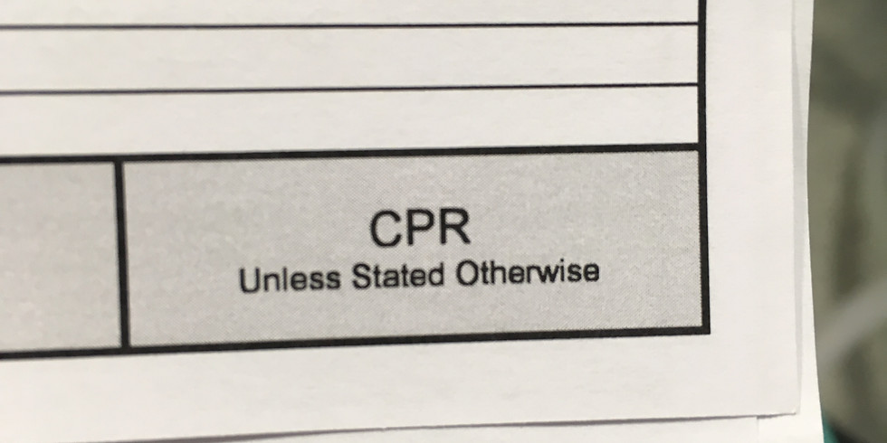 Getting up to date on CPR guidelines with Claire Roberts