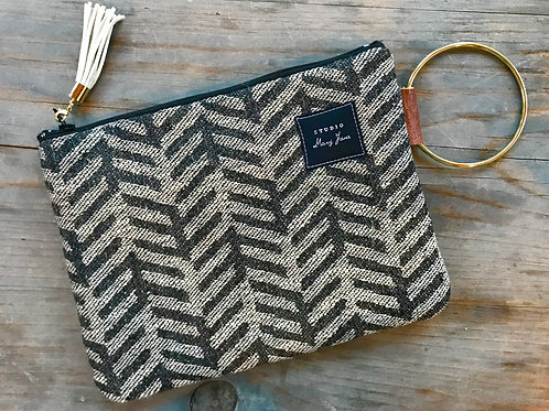 Small Ring Clutch - Perfect Combo Black
