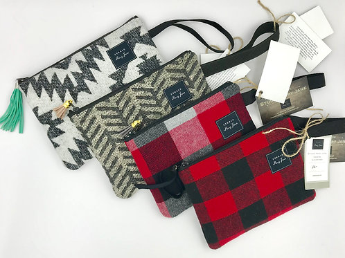 Small Clutch - Plaids