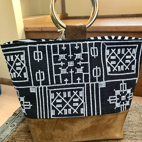 Black Bobo Bucket Bag