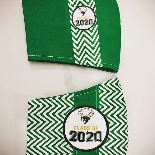Class of 2020 Hornet mask