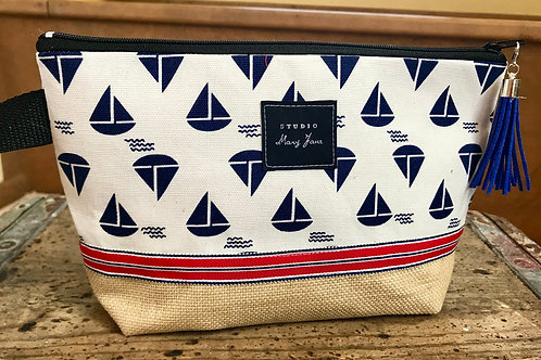 Anchors Away Small Pouch