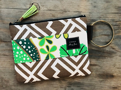 Small Ring Clutch - Tribal