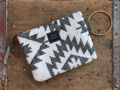 Small Ring Clutch - Navajo