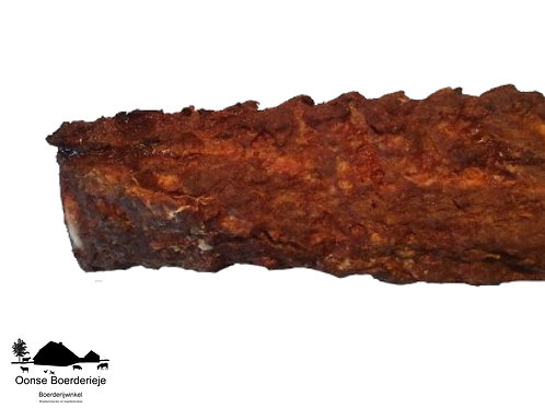 Gegrilde spare-ribs