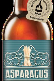 Sallands bier; Asparagus Brut