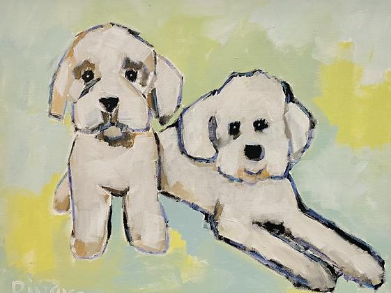 Dynamic Pup Duo
