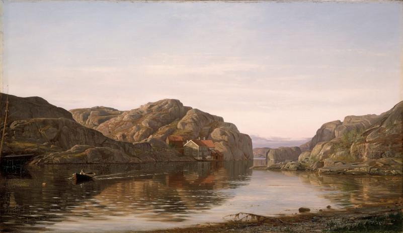 Morgenstund i Ny-Hellesund