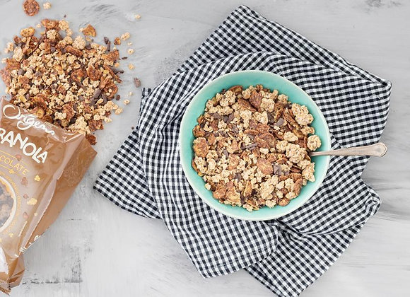 Granola de Chocolate Bio