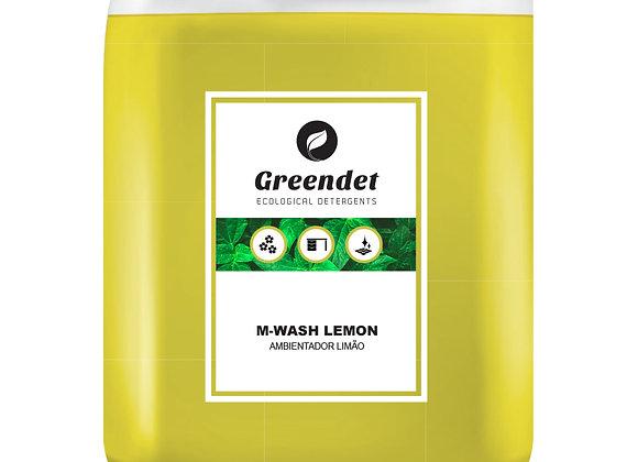 Lava tudo Ambientador Limão - M wash Lemon