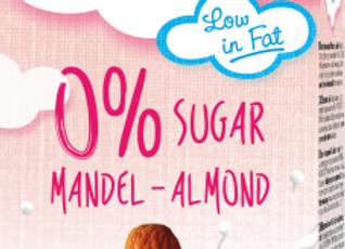 Bebida de Amêndoa 0% açúcar
