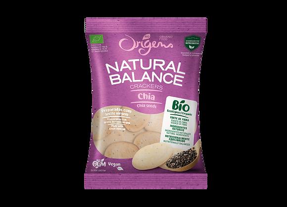 Bolacha Natural Balance de Chia 150g