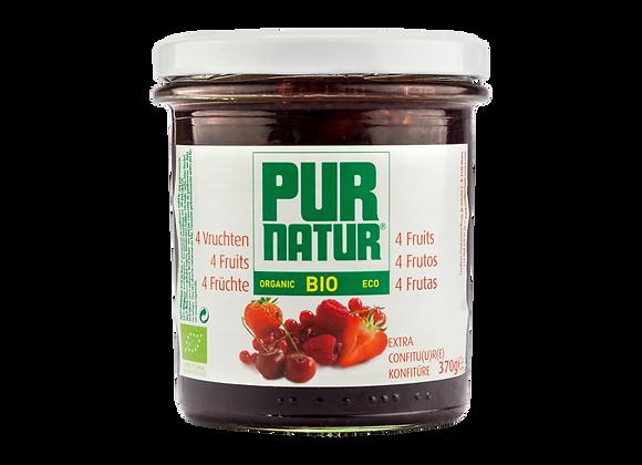 Compota de 4 Frutos Vermelhos