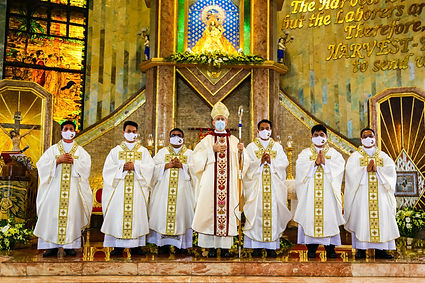 Ordination of Six New Rogationist Priests in the Province