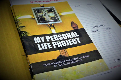 "Perpetuandi Course on ""Deepening on the Personal Life Project"""