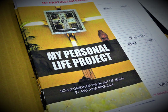 """Perpetuandi Course on """"Deepening on the Personal Life Project"""""""