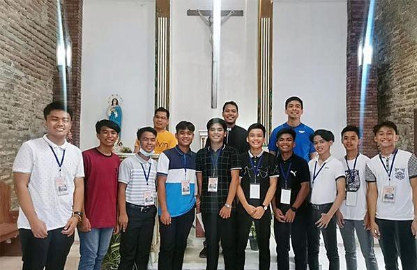 Rogationist Vocation Orientation in Sta. Cruz, Ilocos Sur