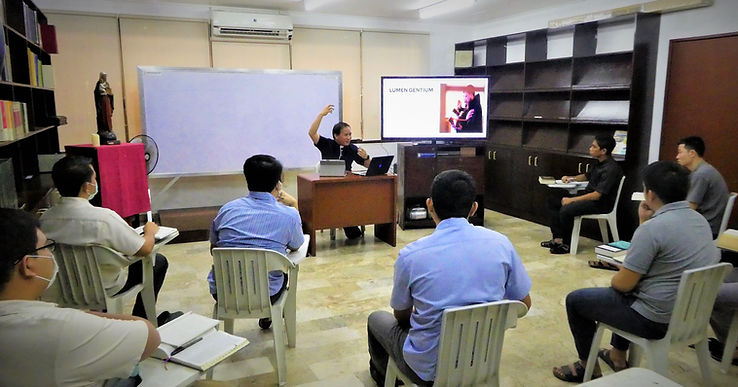 """Perpetuandi Course on """"Biblical Theology on Consecrated Life"""""""