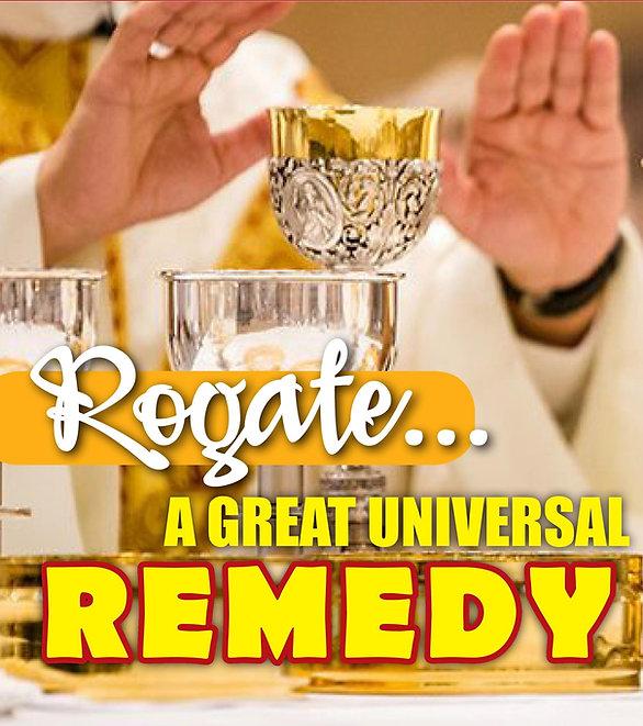 "Kaya Idalangin November 2020 ISSUE: ""Rogate... A Great Universal Remedy"""