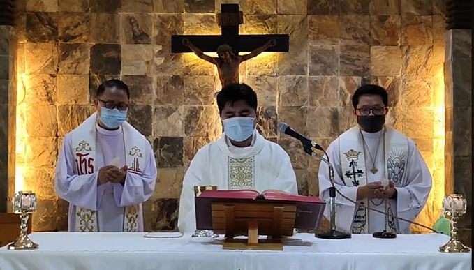 RC-P's Celebration of the Solemnity of St. Joseph and Lenten Family Recollection