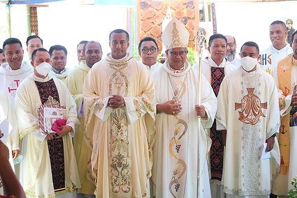 Ordination to the Priesthood of Rev. Petrus Marianus, RCJ